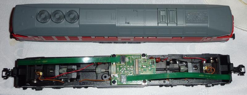 Trix Startpackung 21524 BR 234 mit IC Wagen 4nbuye