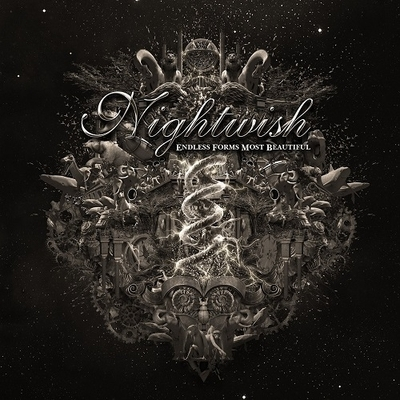 Nightwish - Endless Forms Most Beautiful (Deluxe Edition) (2015) .mp3 - 320kbps