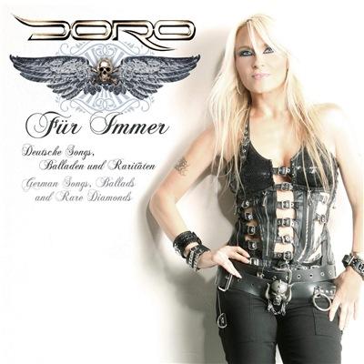 Doro - Für Immer (Deutsche Songs, Balladen und Raritäten) (2017)