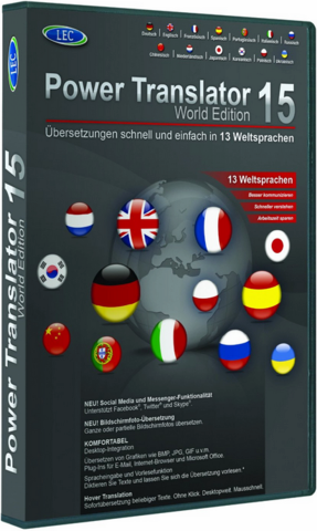 : Power Translator World Edition 2012 v15