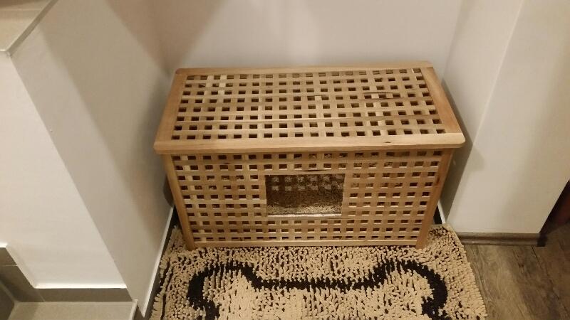 katzenklo kiste seite 2 katzen forum bergkatzen. Black Bedroom Furniture Sets. Home Design Ideas