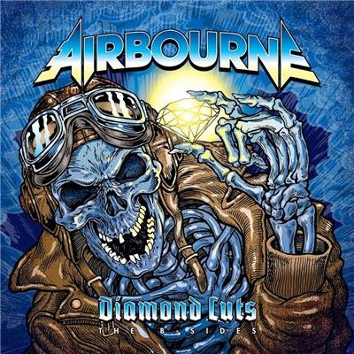 Airbourne - Diamond Cuts The B-Sides (2017)