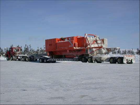 Kanadyjskie drogi lodowe 27