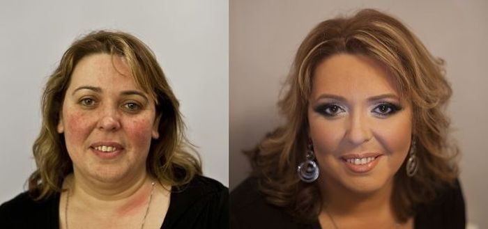 Potęga makijażu 8