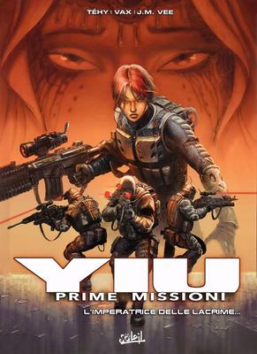 YIU - Prime Missioni 03 - L'Imperatrice delle Lacrime (2005)