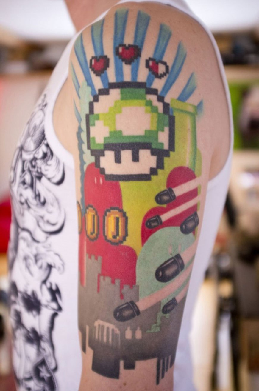 Świetne tatuaże #3 29