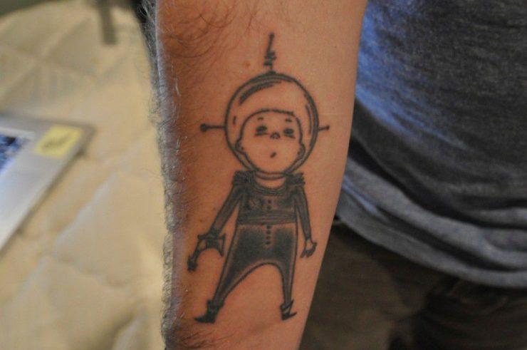 Oryginalne tatuaże #2 37