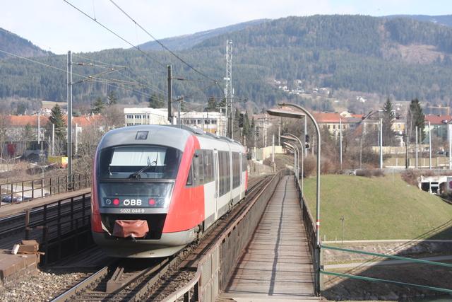 5022 044-9 Villach Draubrücke