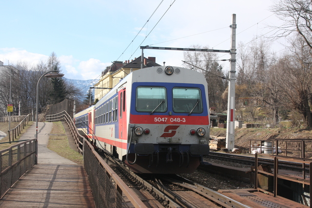 5047 048-3 Villach Draubrücke