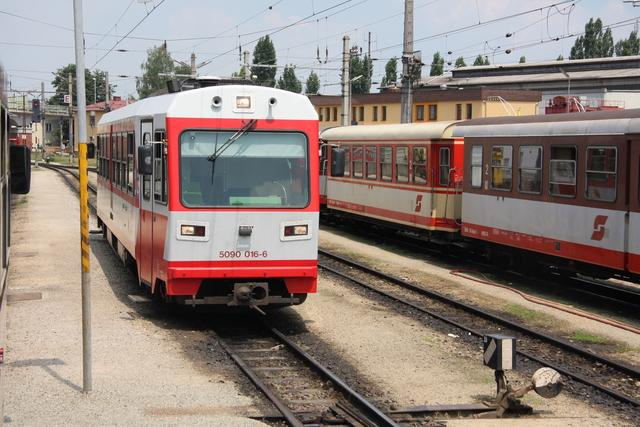5090 016-6 St.Pölten Alpenbahnhof