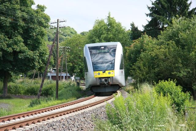 509 112 Einfahrt Glauburg-Stockheim