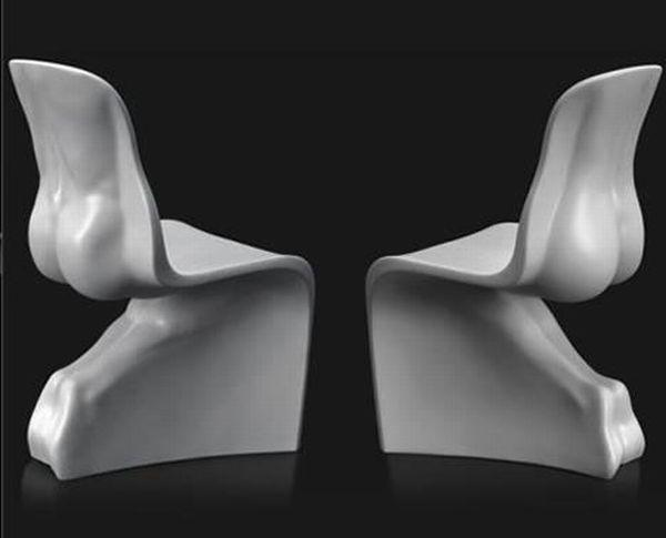 Najdziwniejsze krzesła 74
