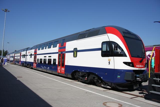 511 001 Innotrans Berlin