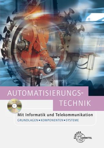 : Europa Lehrmittel- Automatisierungstechnik Bilder-CD 10. Auflage