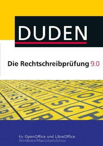 Duden Korrektor v9.0 LibreOffice/OpenOffice