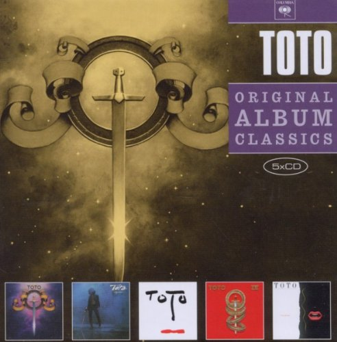 Toto - Original Album Classics (5 CD Box)