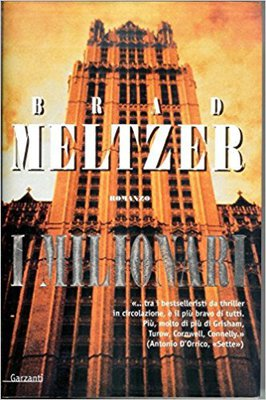 Brad Meltzer - I milionari (2002)