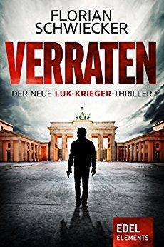 Buch Cover für Verraten
