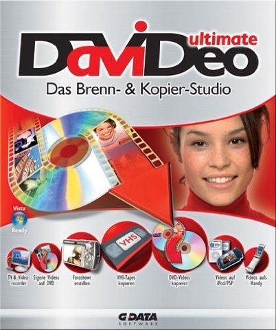 GDATA Davideo Ultimate 2007 1.0.0.1 German download free ...
