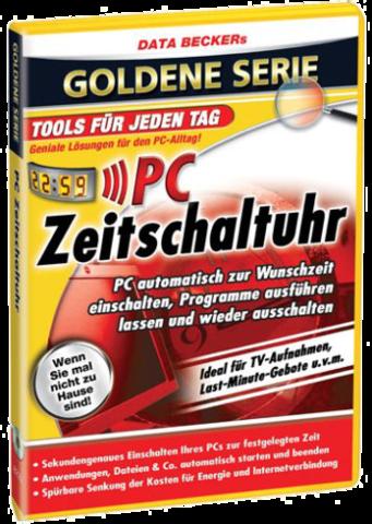 Data Becker PC Zeitschaltuhr