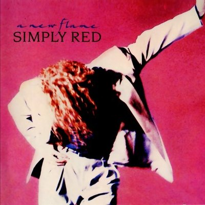 Simply Red - A New Flame (1989).Mp3 - 320Kbps