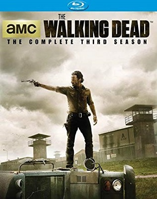The Walking Dead - Stagione 3 (2013) (Completa) BDRip 1080P HEVC ITA ENG DD5.1 x265 mkv