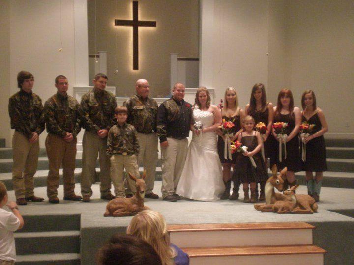 Najdziwniejsze zdjęcia ślubne #4 2