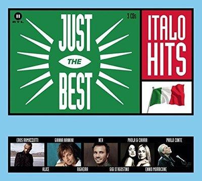 VA - Just The Best - Italo Hits [3CD] (2014) .mp3 - 320kbps
