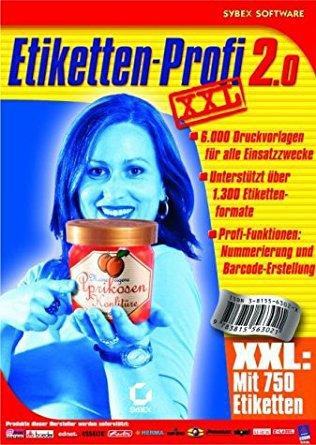 Sybex Etiketten Profi v2.018