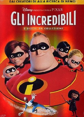 Gli Incredibili [Special Ed 2 Dvd] (2004).Dvd9 Copia 1:1 - ITA Multi