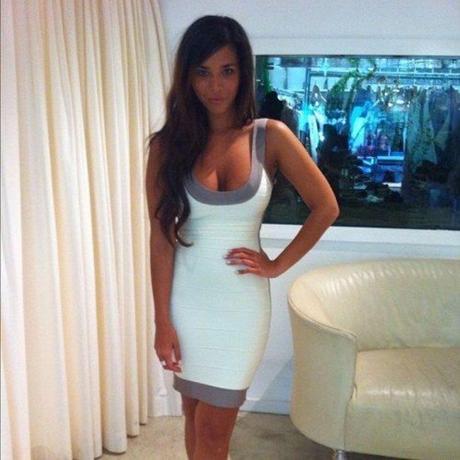 Obcisłe sukienki #17 6