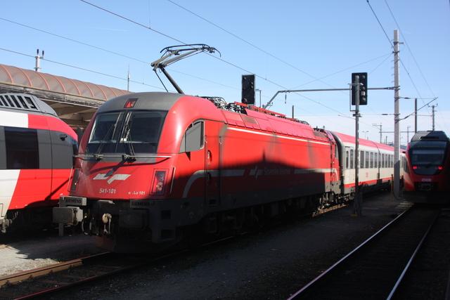 541-101 Villach Hbf
