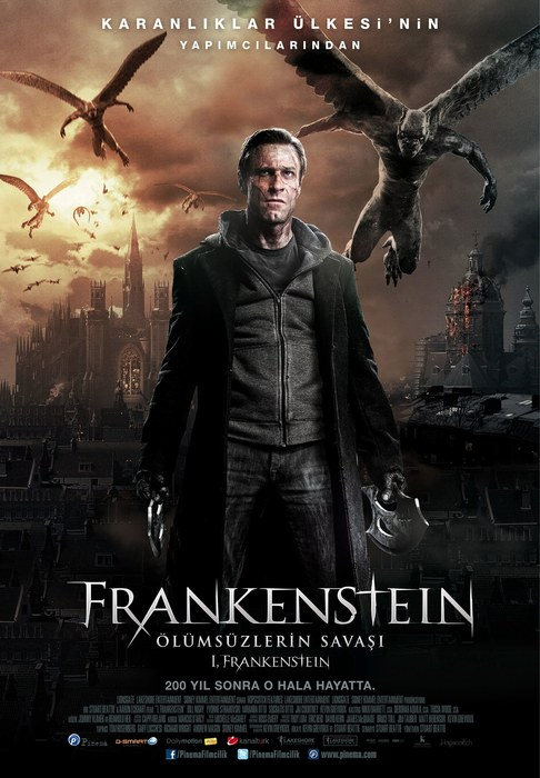 Frankenstein | �l�ms�zlerin Sava�� 3D | 2014 |  H-OU | 1080p | BluRay |