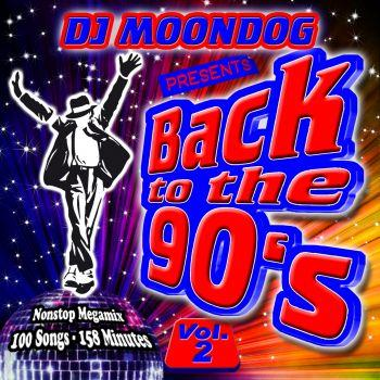 BACK TO THE 90'S VOL. 2 MIXED BY MOONDOG