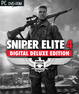 [PC] Sniper Elite 4 Deluxe Edition (2017) Multi - FULL ITA [STEAMPUNKS]