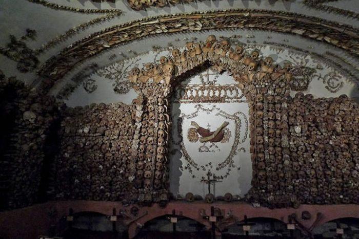Kaplica czaszek Braci Kapucynów 9