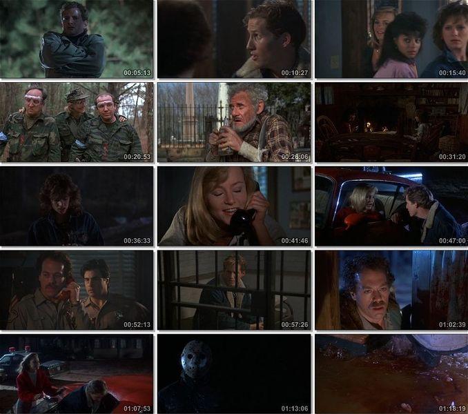 13. Cuma 6. Bölüm: Jason Yaşıyor Ekran Görüntüsü 1