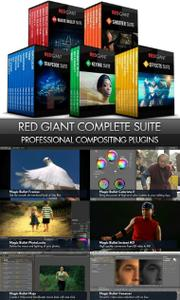 Red Giant Complete Plugins Suite 2018