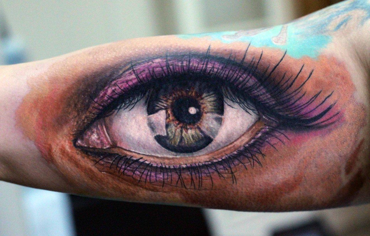 Świetne tatuaże #4 4