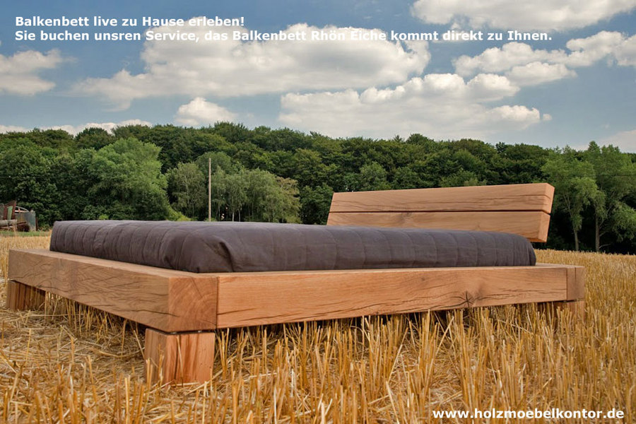 Projekt bett eigenbau eiche massiv update for Bett eigenbau