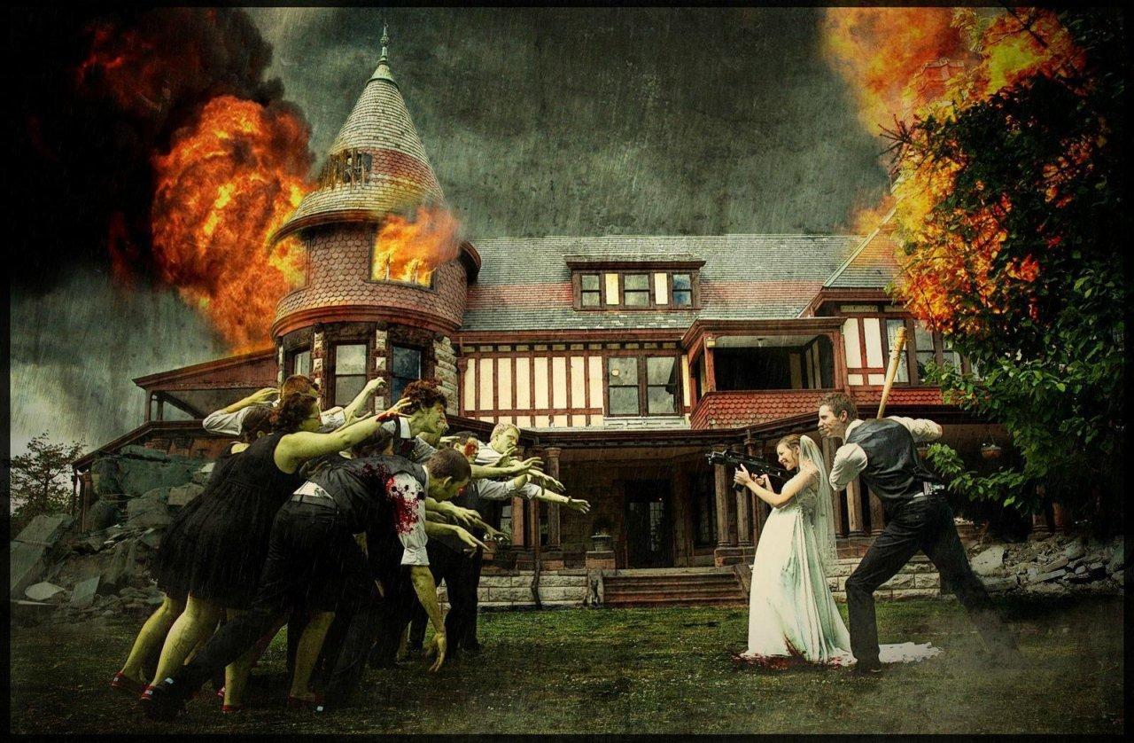 Najdziwniejsze zdjęcia ślubne #4 55