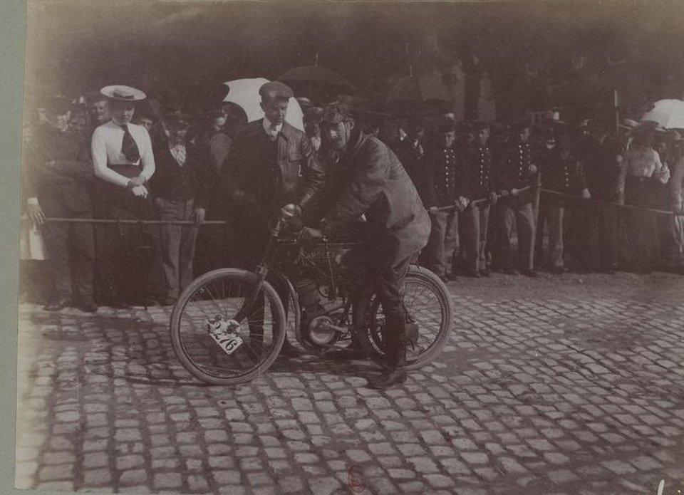 Wyścigi z początków motoryzacji 46