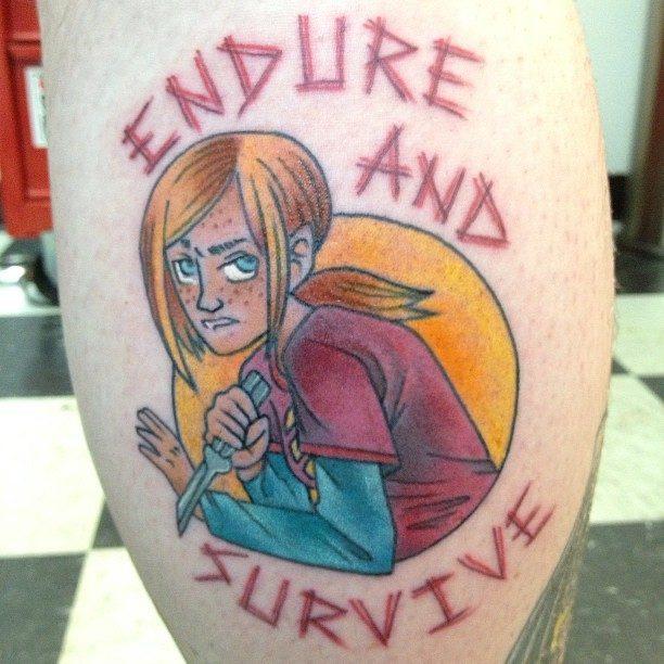 Świetne tatuaże #4 2