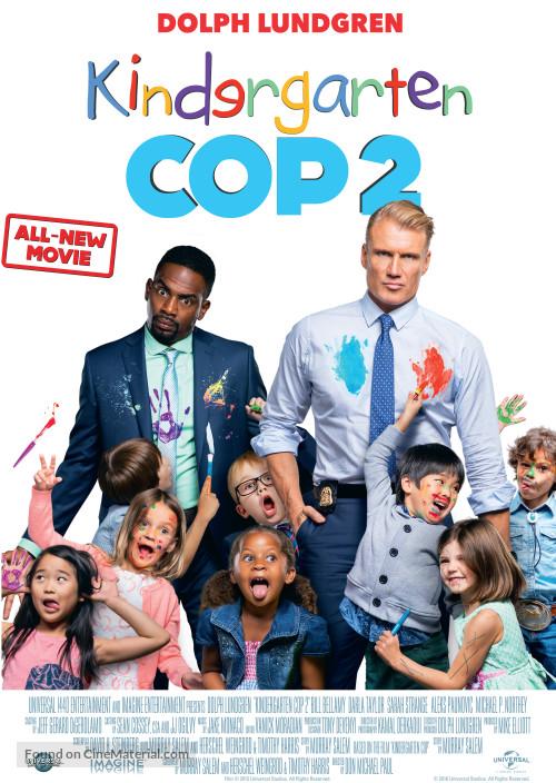 Anaokulu Polisi 2 Film indir