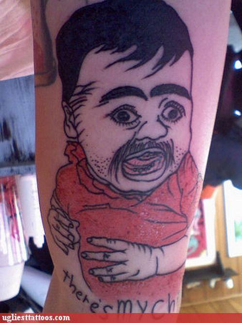 Najgorsze tatuaże 29