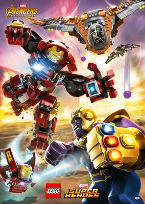 [PC] LEGO Marvel Super Heroes 2 - Infinity War (2018) Multi - FULL ITA