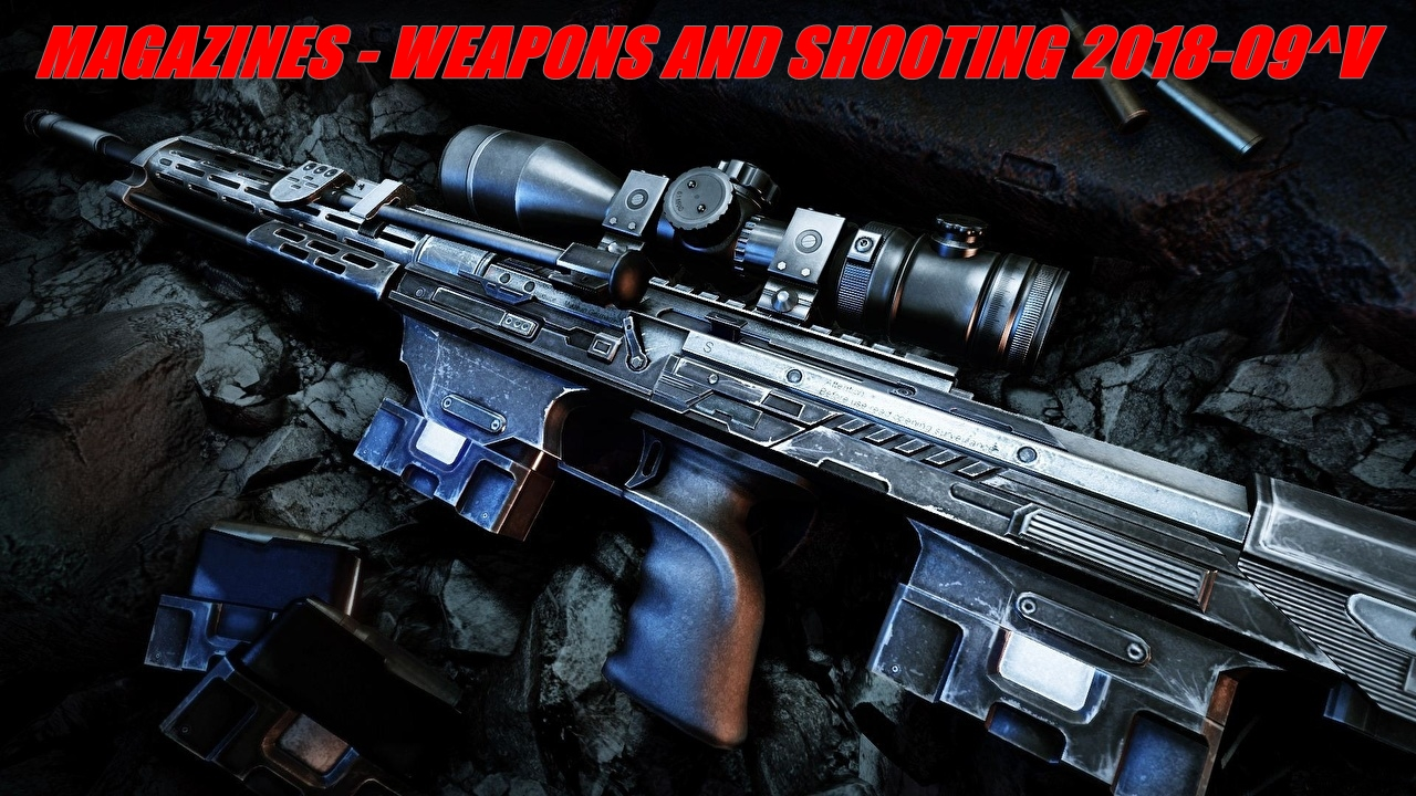 Magazines Weapons and Shooting 2018 09