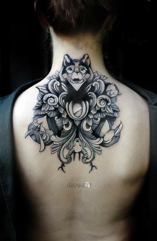 Świetne tatuaże #4 39