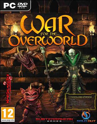 [PC] War for the Overworld - The Under Games (2018) Multi - SUB ITA