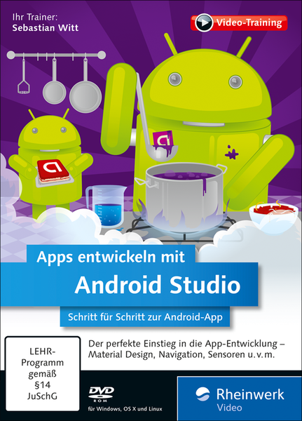 galileo computing apps entwickeln mit android studio german restore. Black Bedroom Furniture Sets. Home Design Ideas